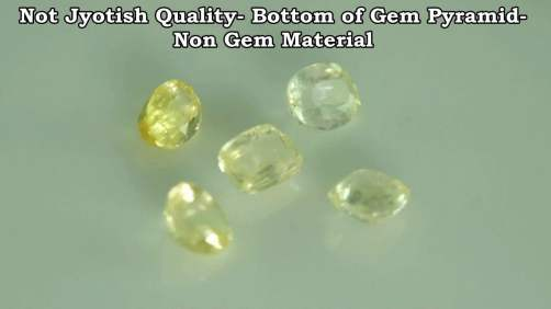 Wear Only REAL VEDIC GEMSTONES